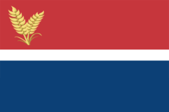 National flag of Šokci in Serbia.png