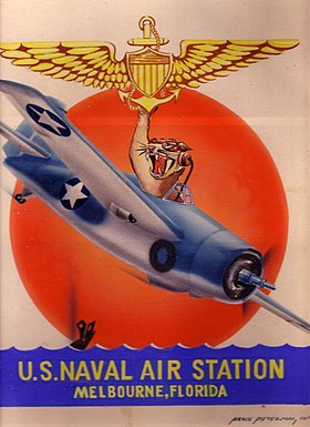 Naval Air Station Melbourne insignia.jpg