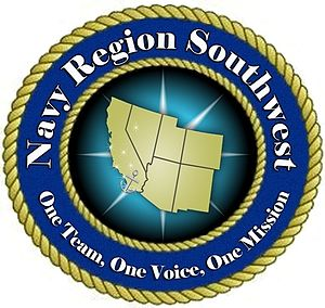 Navy Region Southwest - Command insignia of Navy Region Southwest