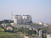 Nazareth Illit view