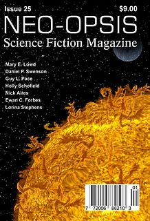 <i>Neo-opsis Science Fiction Magazine</i> Science fiction magazine