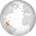 Netherlands - Venezuela locator map (orthographic projection).png