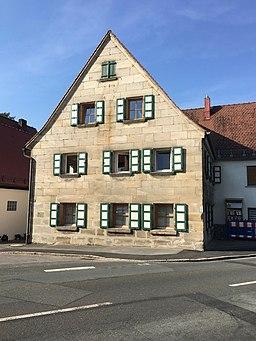 Neunhofer Hauptstraße in Lauf an der Pegnitz