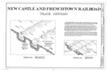 New Castle and Frenchtown Railroad, New Castle, New Castle County, DE HAER DEL,2-NEWCA,44- (sheet 2 of 5).png