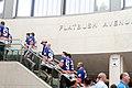 New York Islanders First Ride on LIRR (9730877203).jpg