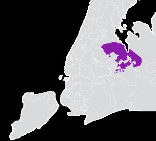 New Yorks 11th State Senate district American legislative district