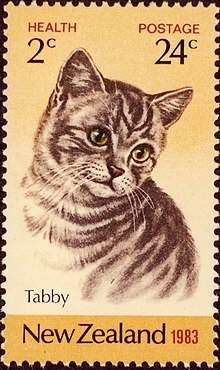 New Zealand stamp 1983 - Tabby cat.jpg