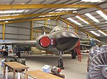 Newark Air Museum, Gloster Javelin (4229077568).jpg