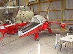 Newark Air Museum, Gnat T.1 (4229112334).jpg