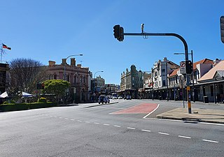 Newtown, New South Wales Suburb of Sydney, New South Wales, Australia