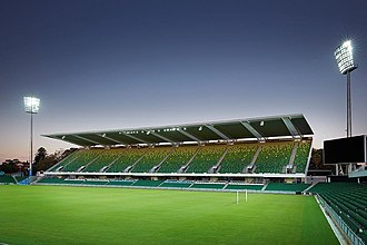 Western Force - nib Stadium, home of the Western Force since 2010