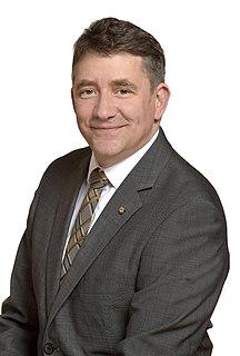 Nicholas Simons Canadian politician