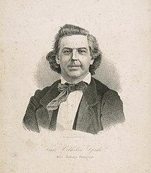 Niels Wilhelm Gade (Quelle: Wikimedia)
