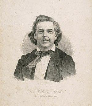 Niels Gade - Niels Gade