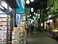 Nighttime on the shotengai (238464174).jpg