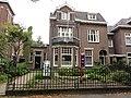 Nijmegen Rijksmonument 523001 Oranjesingel 17, 17A.JPG