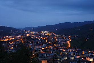 Valdagno - Valdagno by night.