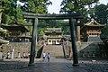 Nikko toshogu torii and yomeimon gate ver1.jpg