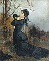 Nikolay Chekhov Young Widow.jpg