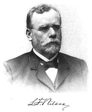 Lars Fredrik Nilson - Lars Fredrik Nilson