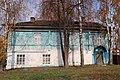 Nizhnyaya Sovetskaya street, 45 (butt), Ostrovskoye, Kostroma region.jpg