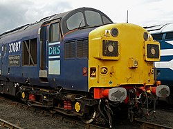 No.37087 Keighley & Worth Valley Railway (Class 37) (6164291618).jpg