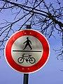 No balancing act while cycling - panoramio.jpg