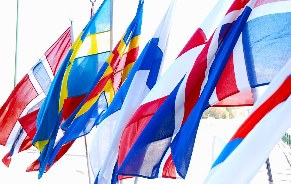 Nordiske flag