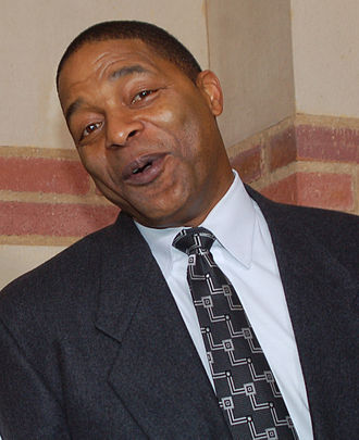 Norm Nixon - Nixon at a performance of The Hot Chocolate Nutcracker, December 11, 2010