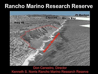 Kenneth S. Norris Rancho Marino Reserve - Image: Norris Rancho Marino Reserve