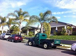 Dryden Historic District (San Diego) - Image: North Park Dryden Historic District House 3