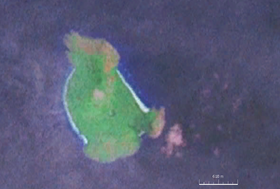 Image satellite de North.