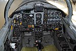 Northrop F-5A(G) Freedom Fighter flight deck.jpg