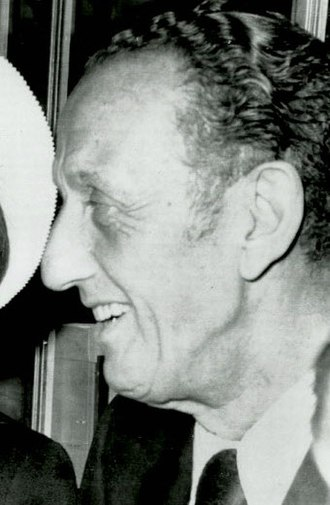 Norton Simon - Simon in 1971