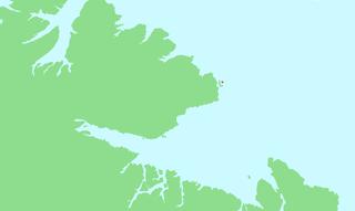 Reinøya, Vardø island in the municipality of Vardø in Finnmark county, Norway