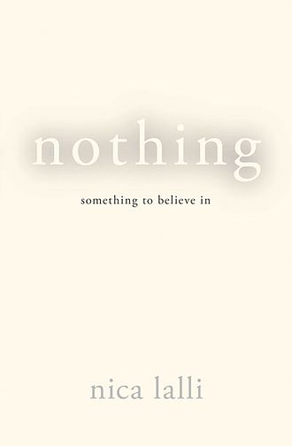 Nothing: Something to Believe In - Image: Nothing something to believe in