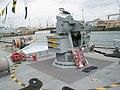Noticeboard on board HMS Hurworth - geograph.org.uk - 901814.jpg