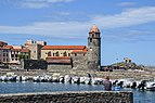 Notre-Dame des Anges church of Collioure 04.jpg