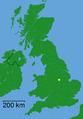 Nottingham - Nottinghamshire dot.png