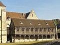 Noyon (60), cathédrale Notre-Dame, bibliothèque du chapitre, façade principale sud-est 1.jpg