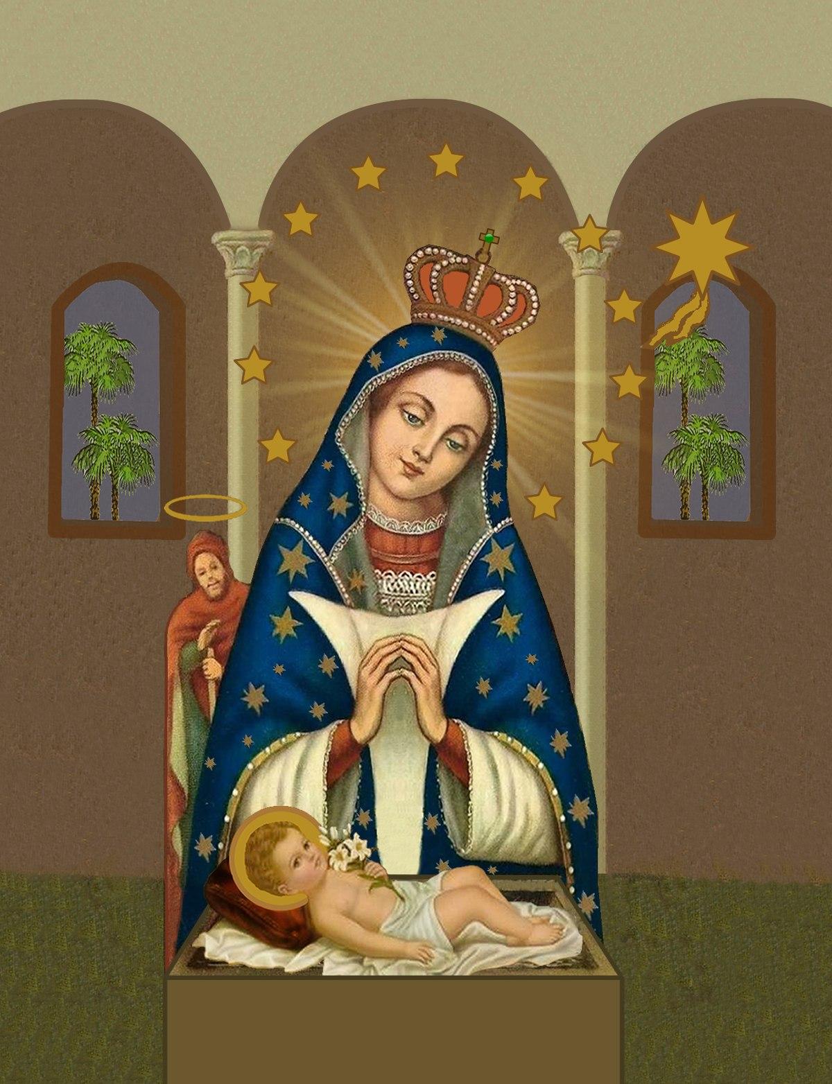 Nuestra Señora de la Altagracia - Wikipedia, la enciclopedia libre