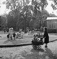 Nursery For Working Mothers- the work of Flint Green Road Nursery, Birmingham, 1942 D9052.jpg