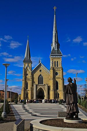 Roman Catholic Diocese of Grand Rapids - Cathedral of St. Andrew