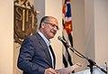 O governador do Estado de São Paulo, Geraldo Alckmin, durante assinatura de convenios com municipios em 2018.jpg