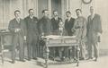 O governo de Sá Cardoso fotografado após o acto de posse - Ilustração Portugueza (14Jul1919).png