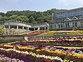 Observation deck and greenhouse in Innoshima Flower Center 3.jpg