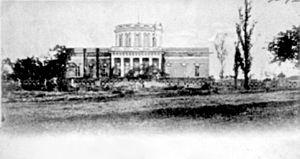 Mykolaiv Observatory - Nikolaev Observatory in the late 19th century