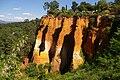 Ockerfelsen in Roussillon IMGP0704.jpg
