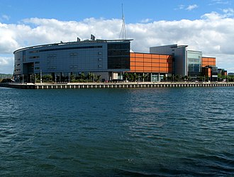 Victoria (District Electoral Area) - Odyssey Arena, a major entertainment complex