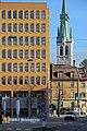 Oerlikon - Dorflinde - Kirche - Schwamendingenstrasse 2014-01-06 14-47-18 (P7700).JPG